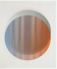 peter schmidt, monoprint, 1968