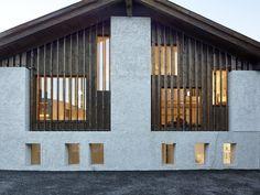 savioz fabrizzi architectes · Reynard/Rossi-Udry House