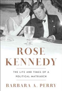 @Overstock - Rose Kennedy: The Life and Times of a Political Matriarch (Hardcover) - In her compelling and intimate portrait, presidential historian Barbara A. Perry captures Rose Kennedy�s essential contributions to the incomparable Kennedy dynasty. This biography�the first to draw on an invaluable cache of Rose�s newly released diari...  http://www.overstock.com/Books-Movies-Music-Games/Rose-Kennedy-The-Life-and-Times-of-a-Political-Matriarch-Hardcover/6583530/product.html?CID=214117…