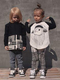 Mainio Clothing... Adorable!! Pupu tricot shirt