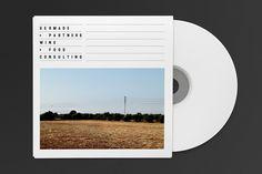 CD封套設計 Óscar Germade con foto