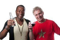 Ousmane Keita & Chris Pollok, Co Owners of Bier International