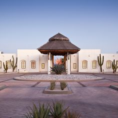 Check out this slideshow Las Ventanas   in this list The Best Hotels in Mexico