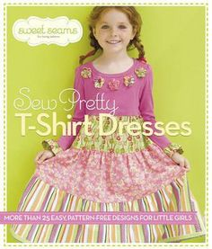 {Book Review}Sew Pretty T-Shirt Dresses
