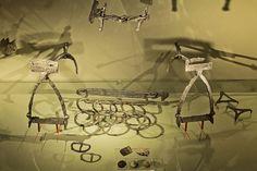 Gjermundbu Equestrian burial from the 10th century AD from Gjermundbu, Ringerike, Buskerud in the Horse gear from head to hoof Exhibition - Museum of Cultural History Norway  http://www.khm.uio.no/tema/utstillingsarkiv/horsepower/english/40_accessorize.html