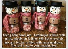 Image only, but you get the cute idea !! So many things you could do with this idea !