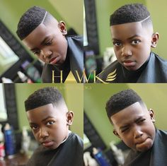 Black Male Hair - afro-arts: Hawk The Barber Prodigy ...