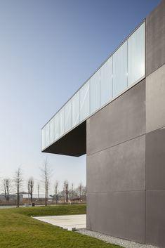 Gallery of Enjoy Concrete HQ / Govaert & Vanhoutte Architects - 12