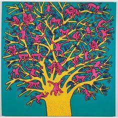 Le Musée d'Art moderne de la Ville de Paris, avec le CENTQUATRE, consacre une rétrospective de grande envergure à l'artiste américain Keith Haring (1958 – 1990). Cette exposition permettra d'appréhender l'importance de son œuvre et plus particulièrement la nature profondément « politique » de sa démarche, tout au long de sa carrière.