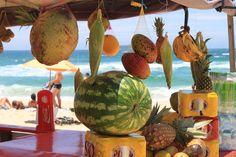 Get your drink on. Praia Mole. by andrewwidhalm, via Flickr #praiamole #floripa #pousadadoschas