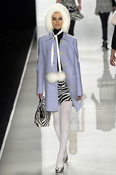 Céline Fall 2003 Ready-to-Wear Fashion Show - Michael Kors, Liliane Ferrarezi