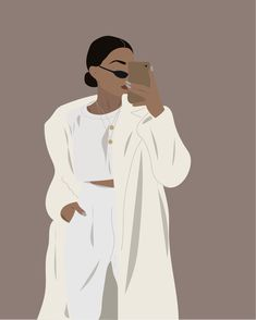landing page — WAVE Media Management Company People Illustration, Portrait Illustration, Hand Illustration, Graphic Design Illustration, Illustrations, Black Girl Art, Art Girl, Arte Fashion, Freelance Graphic Design
