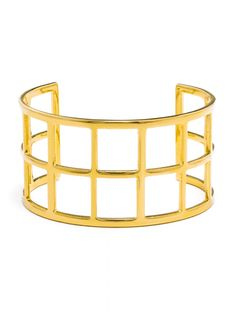 This is a great go-to piece - it makes a great geometric statement! #baublebar #swatstyle #bracelets