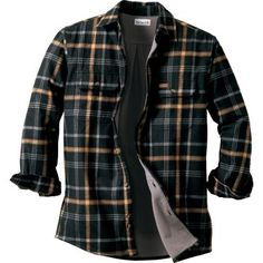 Carhartt Youngstown Flannel Shirt Jac