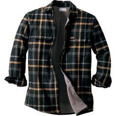 Carhartt Youngstown Flannel Shirt Jac
