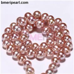 real pink pearl necklaces.Jewelry always has been a passion for women. It makes them look beautiful and feel so confident. Since, the early civilization women used to wear jewelry which was designed of different materials such as bones, beads, stones and metals.