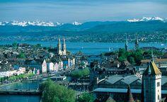 blogdetravel: La Zurich, pentru un meci de fotbal