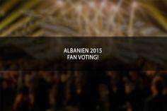 Albanien: Festivali I Këngës Fan Voting! Austria, Fan, Albania, Fans, Computer Fan