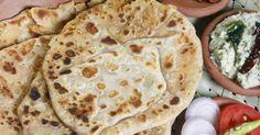 Recette de Pain complet indien light ou chapati. Facile et rapide à réaliser, goûteuse et diététique. Ingrédients, préparation et recettes associées.