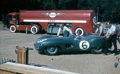 Le Mans 1959 Aston Martin DBR1