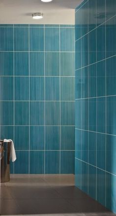 Brighton Green 24 8x39 8cm Gloss Wall Tile By British