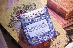 KireiKana: Парфуми Le Bouquet Parfait Bleuets Sucres fragrance