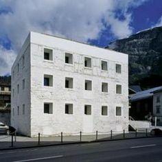Graubünden - Baukultur   Bauwerke