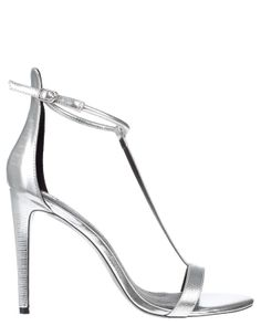 T-Bar Barely There Sandals by River Island