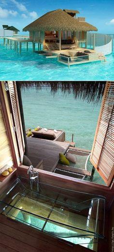 Six Senses Laamu Resort, Maledives' Olhuveli Island in the Laamu Atoll