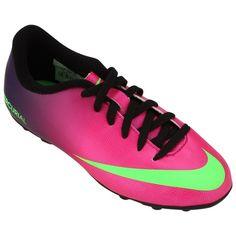 Chuteira Campo Infantil Nike Mercurial Vortex FG-R - Compre Agora 461df7e6c7ac6