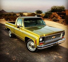 Square Body Chevrolet C10