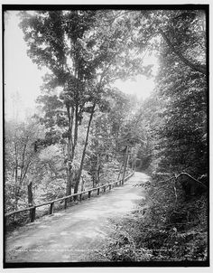 Schooley's Mountain turnpike