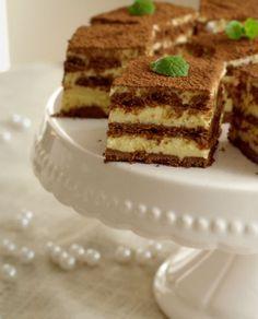 Ciasto Adwokata - bez pieczenia