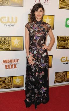 - | The 10 Best Looks from the 2014 Critics' Choice Television Awards - Yahoo Shine