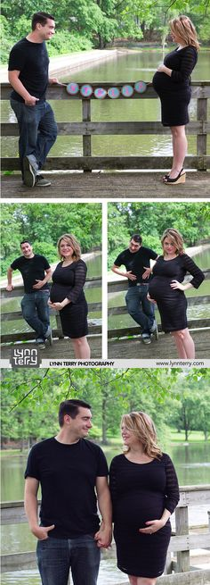 Maternity shoot by Lynn Terry Photography. #MaternityShoot #MomToBe #LynnTerryPhotography