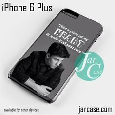 Shawn Mendes Cool Phone case for iPhone 6 Plus and other iPhone devices