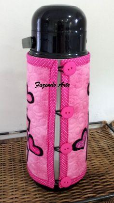 Forro garrafa térmica
