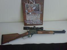 "www.pinterest.com/1895gunner/  Marlin Model 1894P 44 Magnum Lever Action | 16 1/2"" ported barrel  | 1895Gunner's Gun Room Marlin Lever Action, Lever Action Rifles, Action Pictures, Hunting Gear, Picture Collection, Winchester, Firearms, Guns, 44 Magnum"