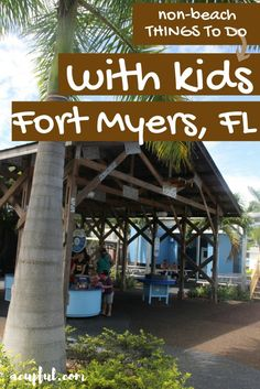Looking for things to do with kids in Southwest Florida? See how the Imaginarium in Fort Myers is a perfect way to spend the afternoon.   Family Travel   Florida Vacation   Traveling with kids
