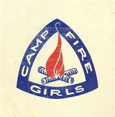 Fire Girls Logo I was a Camp Fire Girl, not a Girl Scout. We sold boxes of candy and chocolate pecan turtles instead of cookies.I was a Camp Fire Girl, not a Girl Scout. We sold boxes of candy and chocolate pecan turtles instead of cookies. Cinema, My Childhood Memories, Childhood Friends, My Memory, The Good Old Days, Back In The Day, Girl Scouts, Blue Bird, Camp Fire