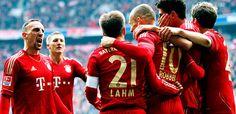 Bayern...let's go boys!