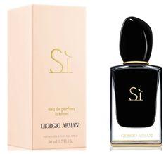 Giorgio Armani Si Eau de Parfum Intense (2014)