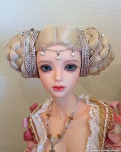 "Wig from the limit fulseta Rexy YID ""All for the Belarusian Railway""Art Doll Clay Dolls, Bjd Dolls, Pretty Dolls, Beautiful Dolls, Enchanted Doll, Poppy Parker, Plastic Art, Valley Of The Dolls, Realistic Dolls"