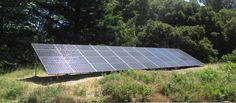 Clean Solar - San Jose, CA, United States. Ground-mount system