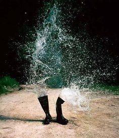el cuerpo es 100% agua...
