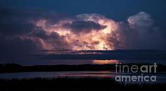 """Prairie #Lightning #Storm"" by Bob Christopher #LookTowardstheSky"