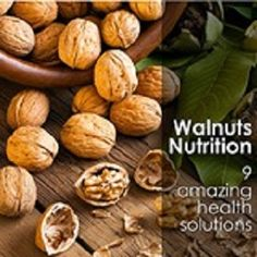 Walnuts nutrition have varied role in repairing human health like improving cognitive function, improvement of central nervous system, preventing risk of heart disease, digestion booster, weight management and many more. Popular Recipes, Popular Food, Walnuts Nutrition, Vegan Fitness, Healthy Life, Healthy Living, Kinds Of Diseases, Central Nervous System, For Your Health