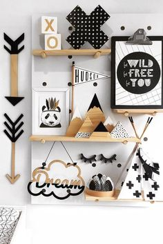 Inspiration from Instagram - A L I C I A @hudson_and_harlow - black and white, boys room ideas, grey, black and white boys room, Scandinavian style, monochrome design kids room ideas interiordesign kidsdecor kidstyle nursery nurserydecor nurseryinspo home style kids