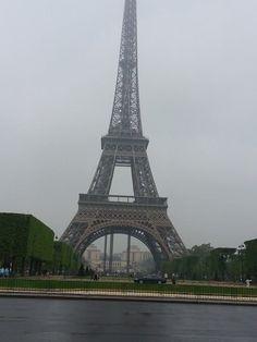 Eiffel Tower, Paris France (my travels)