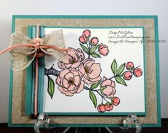 Stampin' Up! Indescribable Gift, Something Lacy